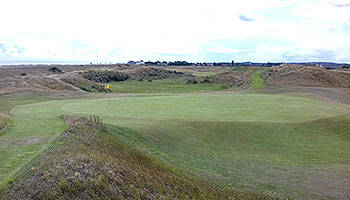Royal Cinque Ports Golf Course - Photo by reviewer