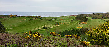 Royal Cromer Golf Course - Photo by reviewer
