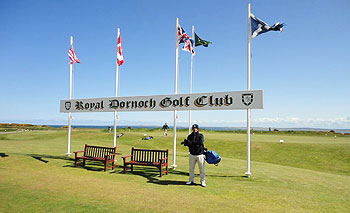Royal Dornoch Golf Course - Photo by reviewer
