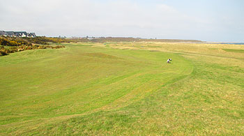 Royal Dornoch (Championship) Golf Course - Photo by reviewer