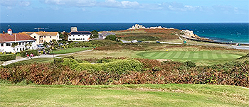 Royal Guernsey Golf Course - Photo by reviewer