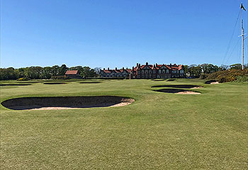 Royal Lytham & St Annes Golf Course - Photo by reviewer
