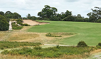Royal Melbourne (West) Golf Course - Photo by reviewer