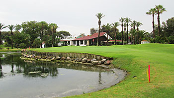 Royal Mohammedia Golf Course - Photo by reviewer