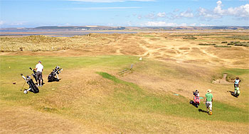 Royal North Devon Golf Course - Photo by reviewer