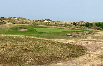 Royal Ostend Golf Course - Photo by reviewer
