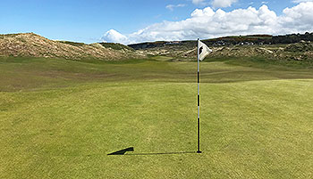 Royal Portrush (Dunluce) Golf Course - Photo by reviewer