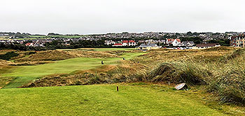 Royal Portrush (Valley) Golf Course - Photo by reviewer