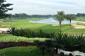 Royale Jakarta (West & South) Golf Course - Photo by reviewer