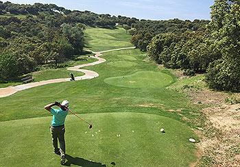 RSHE Club de Campo Golf Course - Photo by reviewer