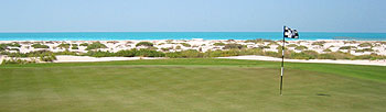Saadiyat Beach Golf Course - photo by reviewer