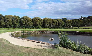 Sable-Solesmes Golf Course - Photo by reviewer