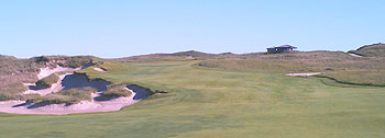 Sand Hills - 18th Approach - Photo by Mac