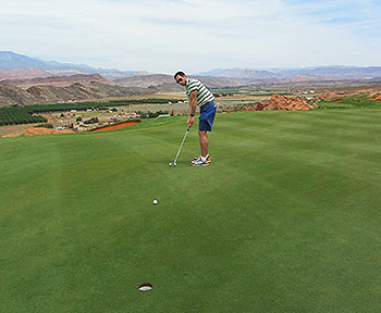Sand Hollow (Championship) Golf Course - Photo by reviewer