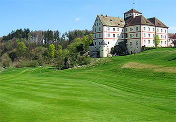 Schloss Langenstein Golf Course - Photo by reviewer