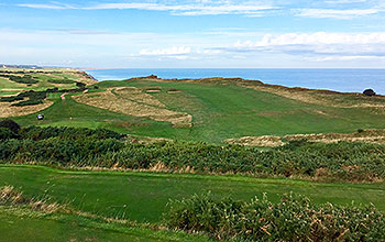 Sheringham Golf Course - Photo by reviewer