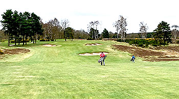 Sherwood Forest Golf Course - Photo by reviewer