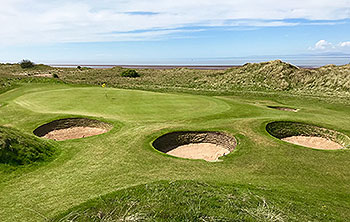 Silloth on Solway Golf Course - Photo by reviewer