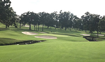Southern Hills (Championship) Golf Course - Photo by reviewer
