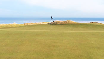 St Andrews (Castle) Golf Course - Photo by reviewer
