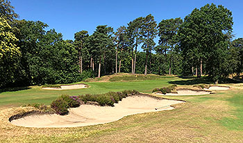 St George's Hill (Red & Blue) Golf Course - Photo by reviewer