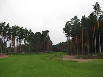 St Dionys Golf Club - photo by reviewer