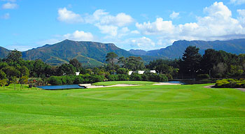 Steenberg Golf Course - Photo by reviewer