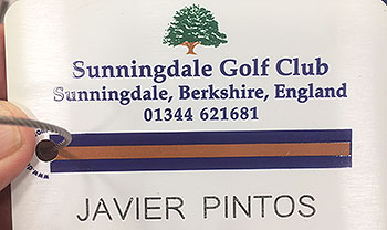Sunningdale (New) Golf Course - Photo by reviewer