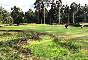 Swinley Forest Golf Course - Photo by reviewer