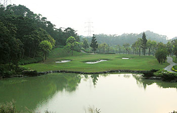 Ta See (Kingfisher & Egret) Golf Course - Photo by reviewer