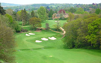Tandridge Golf Course - Photo by reviewer