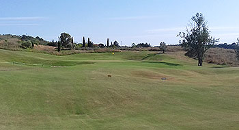 Terme di Saturnia Golf Course - Photo by reviewer