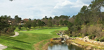 Terre Blanche (Le Riou) Golf Course - Photo by reviewer