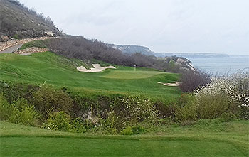 Thracian Cliffs Golf Course - Photo by reviewer