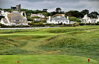Thurlestone Golf Course - Photo by reviewer