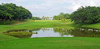 Tiara Melaka Golf Course - Photo by reviewer