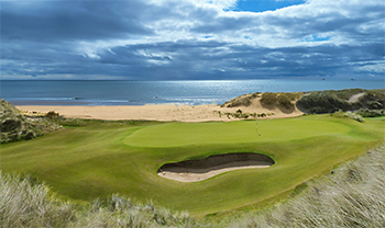 Trump Internation Golf Links - Aberdeen - Photo by reviewer