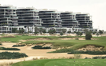 Trump International Dubai Golf Course - Photo by reviewer