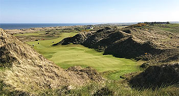 Trump International - Scotland Golf Course - Photo by reviewer