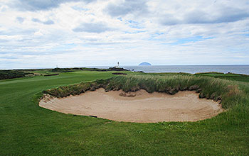 Turnberry (King Robert the Bruce) Golf Course - Photo by reviewer