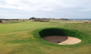 Turnberry (Kintyre) Golf Course - Photo by Jim McCann