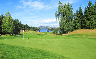 Tyrifjorden Golf Course - Photo by reviewer