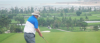 Vinpearl - Nha Trang Golf Course - Photo by reviewer
