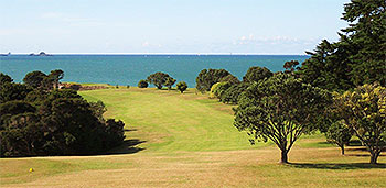 Waitangi Golf Course - Photo by reviewer