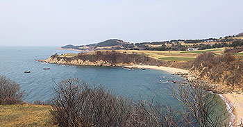 Weihai Point Golf Course - Photo by reviewer