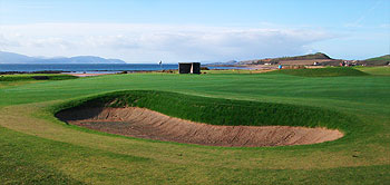 West Kilbride Golf Course - photo by reviewer