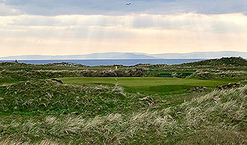 Western Gailes Golf Course - Photo by reviewer