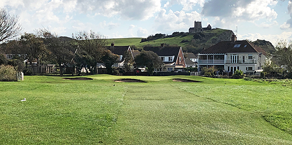 Weston-Super-Mare Golf Course - Photo by reviewer