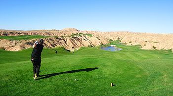 Wolf Creek Golf Club - Photo by reviewer