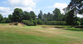 Worplesdon Golf Course - Photo by reviewer